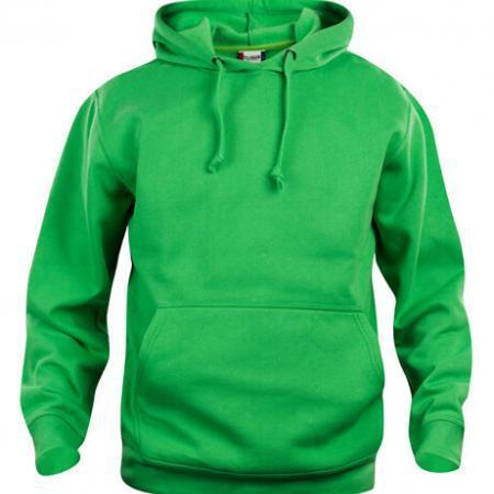 kapuzen hoodie grün