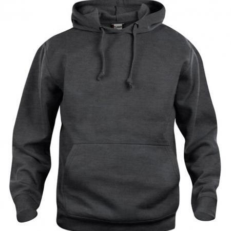 kapuzen hoodie schwarz