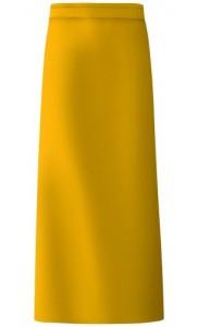 Bistroschürzen gelb