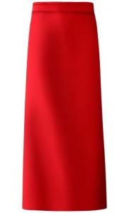 Bistroschürzen rot