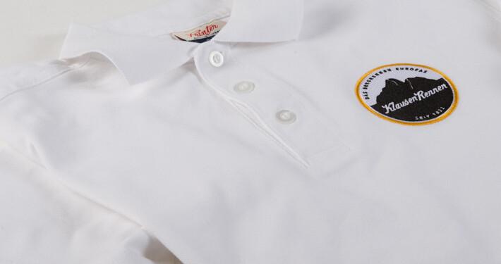 Poloshirt besticken