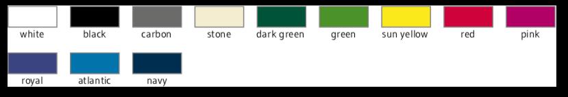 Caps in Uni Farben zum besticken