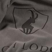 Fleecedecken mit Logo gelasert