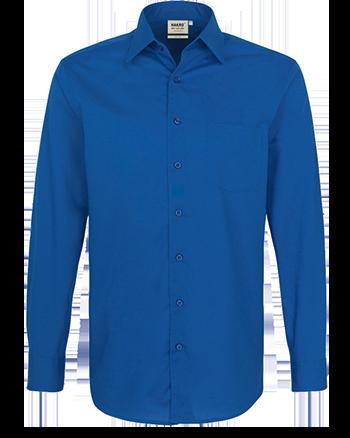 Hemd Besticken Bedrucken Hakro Farben Performance Vorne