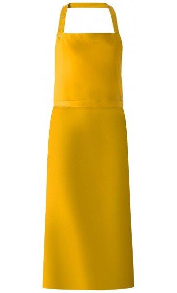 Latzschürzen gelb
