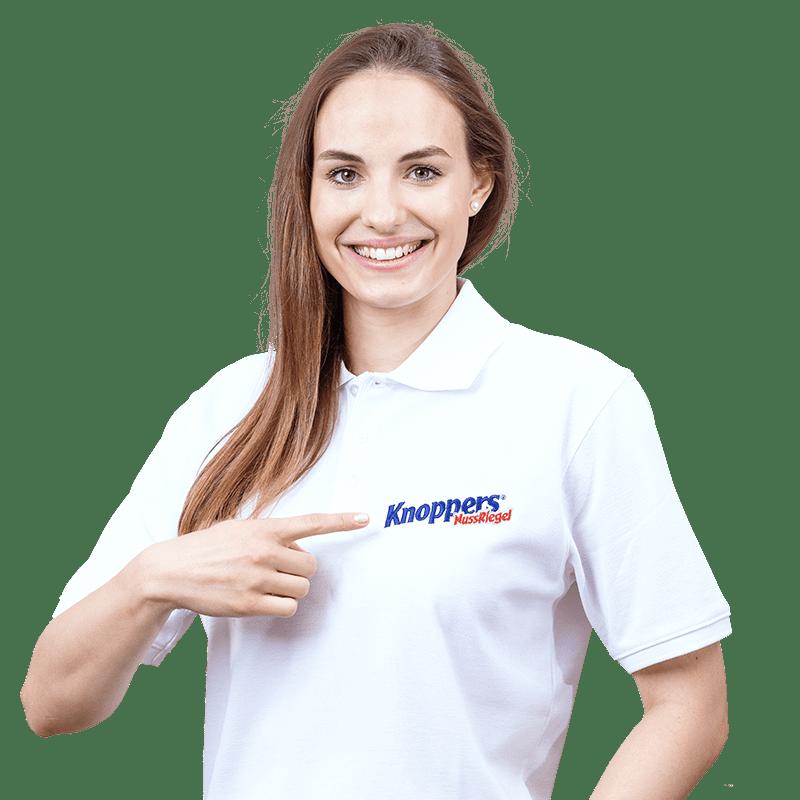 Poloshirt besticken mit Logo