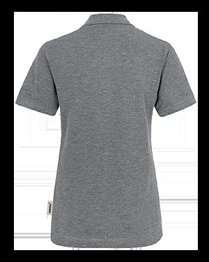Poloshirt Damen Besticken Bedrucken Classic Hakro Hinten 110