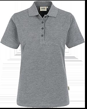 Poloshirt Damen Besticken Bedrucken Classic Hakro Vorne 110