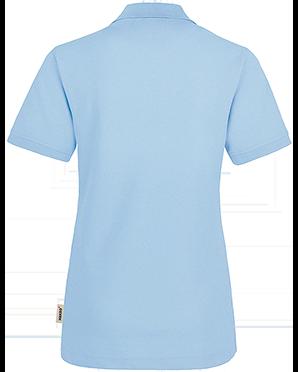 Poloshirt Damen Besticken Bedrucken Performance Hakro Hinten 216