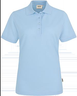 Poloshirt Damen Besticken Bedrucken Performance Hakro Vorne 216