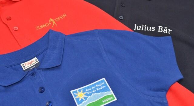 new product 96e12 5fea8 Poloshirts für Freizeit oder Beruf mit Logo oder Aufschrift ...