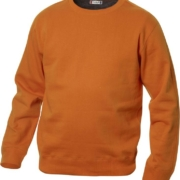 pullover canton orange