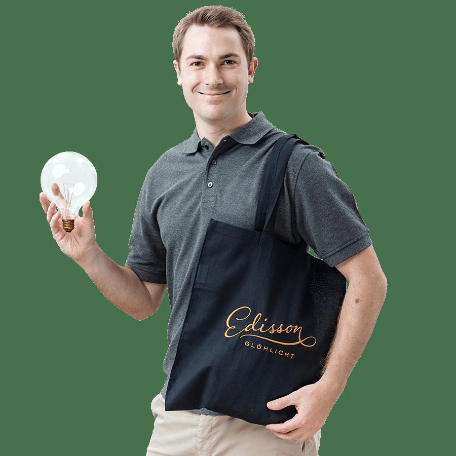Stofftaschen besticken mit Logo