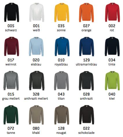 Jacken Farben
