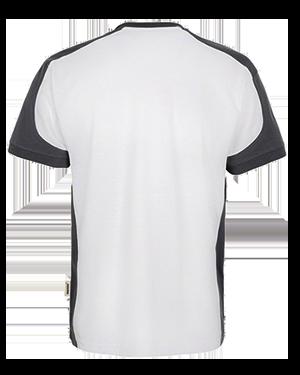 T Shirt Besticken Bedrucken Hakro Herren Performance Hinten 290