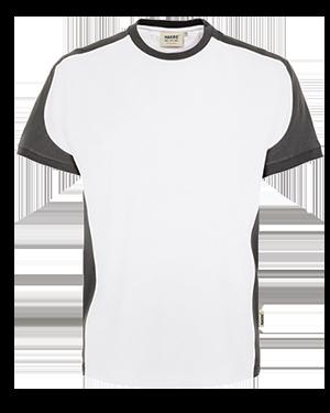 T Shirt Besticken Bedrucken Hakro Herren Performance Vorne 290