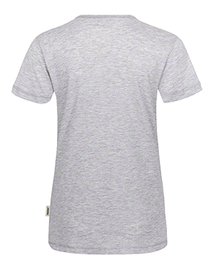 T Shirt Besticken Bedrucken Hinten Hakro Damen Classic 126