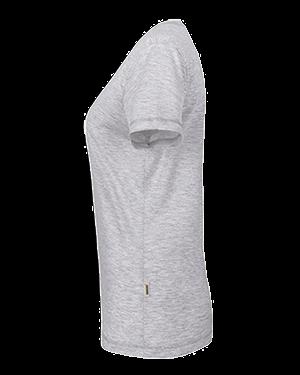 T Shirt Besticken Bedrucken Links Hakro Damen Classic 126