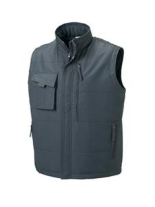 Workwear Gilet Grau